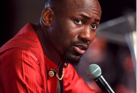 """More Activists Will Be Arrested, NURTW Leaders Poisoned In 2020"", Apostle Suleman Releases New Year Prophesies"