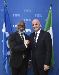 The startling abilities of Amaju Pinnick