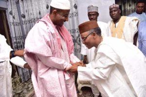 BREAKING: Sanusi Departs Awe With El-Rufai As Ex-Monarch Regains Freedom