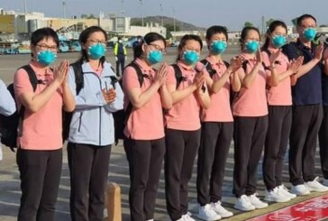 EXPOSED: What 15 Chinese Doctors Came To Do In Nigeria