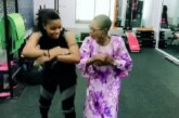 Nigerian Dancer, Kaffy Loses Mum