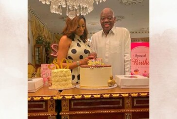 Billionaire's Wife, Shade Okoya Celebrates 43rd Birthday In Style
