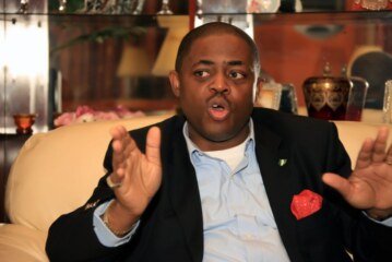 Fani-Kayode says Osinbajo can't stand for Christ, reveals what VP must learn from Leah Sharibu