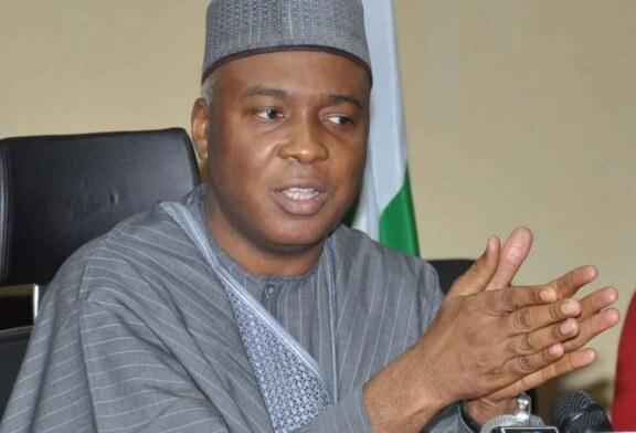 Saraki: Police summoned me to distract senators plotting to leave APC