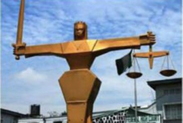 Court Orders Convict To Sweep Court Premises For Stealing Wrappers