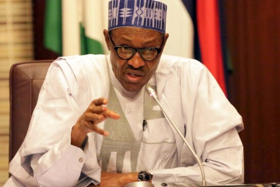 No hiding place for treasury looters in Nigeria, Buhari vows