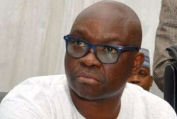 Fayose's lawyer demands N600m for legal services …listed 13 high-profiles cases He handled