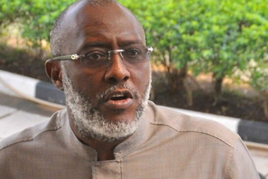 Breaking: Metuh collapses in court