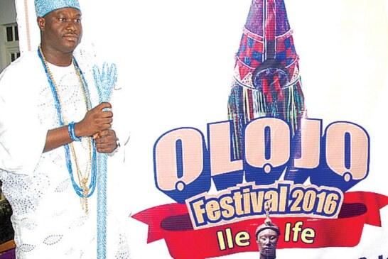 Soyinka Unveils 2018 Ife Festival Logo