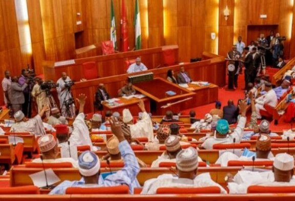 Rowdy session as senators accuse Buhari of lopsided appointments