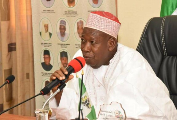 Ganduje on nPDP: They are not marginalised, it's corruption fighting back