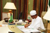 JUST IN: Buhari, Gbajabiamila Meet In Aso Rock