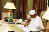 JUST IN: Buhari, Gbajabiamila Meet In Aso Rock