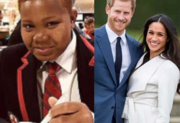 Meet Carl Adekola, 11-yr-old Nigerian who sang at the royal wedding, Linda Ikeji pregnant, Tonto Dikeh turns preacher, other top entertainment stories from last week
