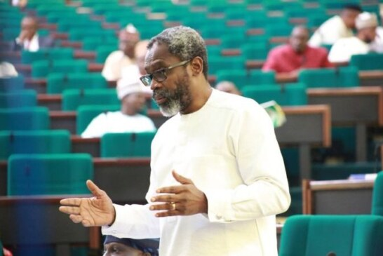 CITIZEN OF HUMANITY… HONOURABLE FEMI GBAJABIAMILA REACTS TO WIFE'S 50TH BIRTHDAY GIFT
