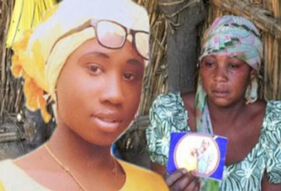 Boko Haram: How I 'reunited' with my daughter in a dream– Leah Sharibu's mother