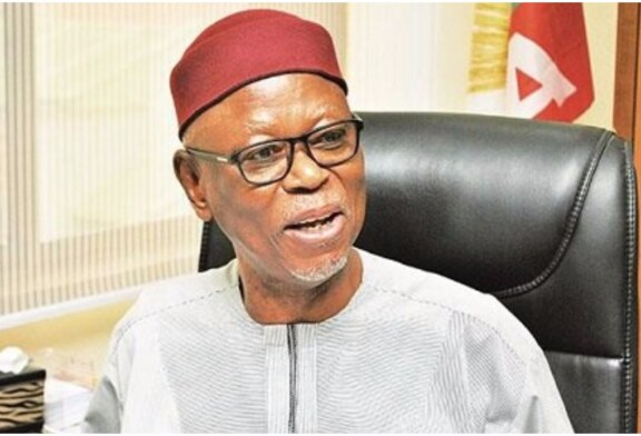 Court throws out suit challenging to extend Oyegun's tenure