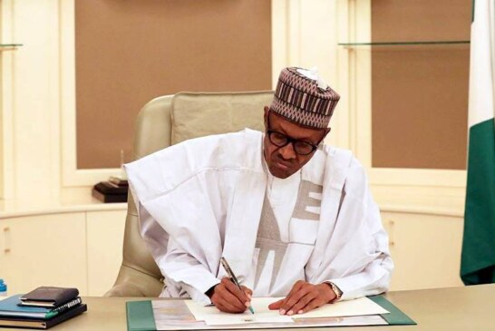 BREAKING: I will sign 'Not Too Young to Run Bill' – President Buhari