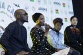 AFRIMA 2018: Press Release (AU Unveils Calendar in Accra) + Red Carpet Pics …PRESIDENT NANA AKUFO-ADDO EMBRACES AFRIMA