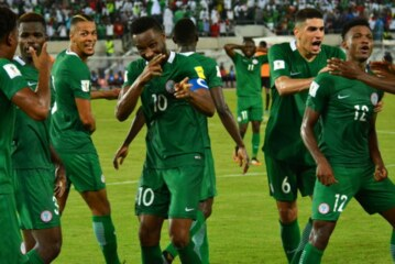 26 Days to Russia World Cup 2018: Rohr's 30-man Super Eagles provisional list.. see list
