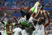 'Super Eagles': Top Government Officials React To Nigeria's First Russia 2018 World Win