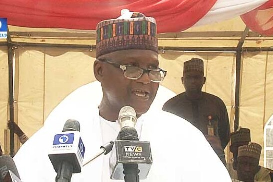 Borno Govt, Dangote Build Houses For 200 Widows