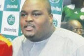 Mike Adenuga's son Eniola, lover clash over child's custody