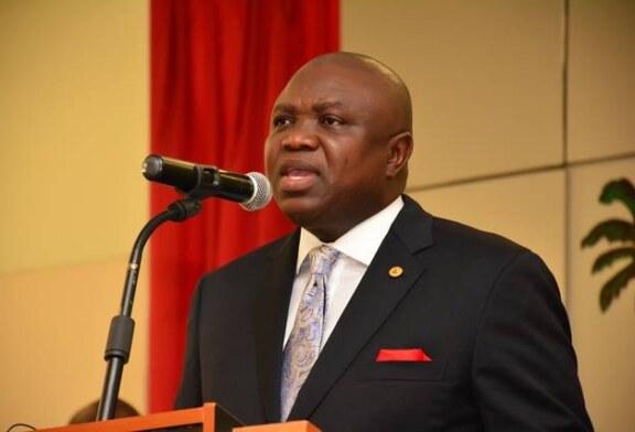 Governor Ambode Swears In New HOS, Six Permanent Secretaries