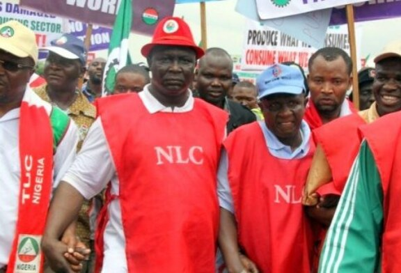 NLC PRESIDENT: Adewole acted like minister of doctors during health workers' strike