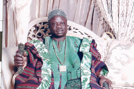 Offa monarch to police: We won't be party to any attempt to disgrace Saraki