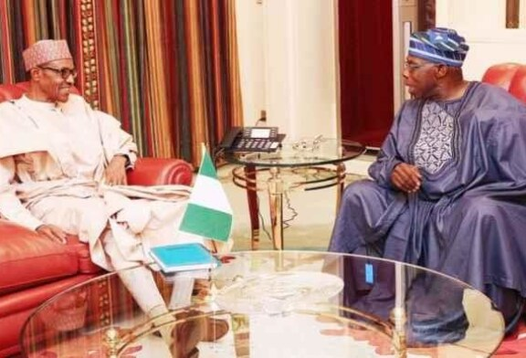 Obasanjo, do you know Buhari's age?