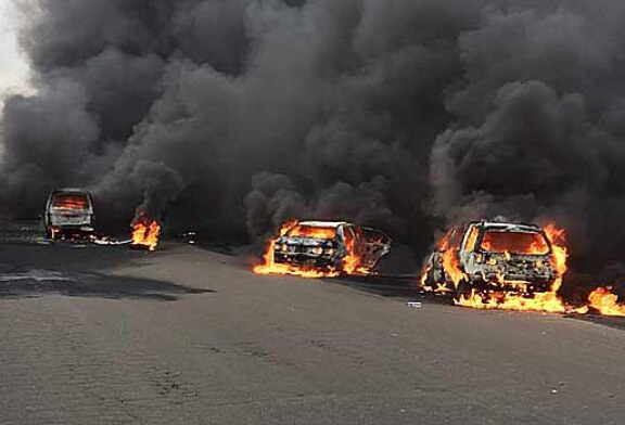 Otedola Bridge Explosion: Death Toll In Lagos Tanker Explosion Rises To 12