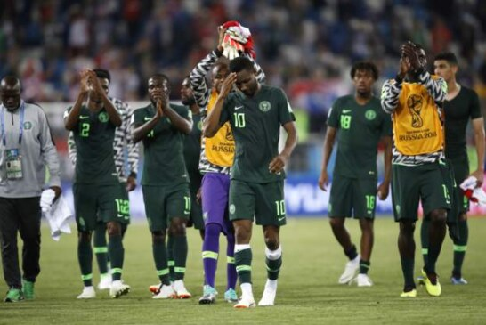 Wasteful Super Eagles to be blamed as the Argentine jinx persists