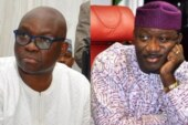 My handover note ready, will address your worries – Fayose to Fayemi
