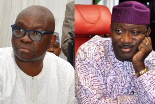 ANALYSIS: Ekiti Election: Intrigues as Fayose, Fayemi personalise contest