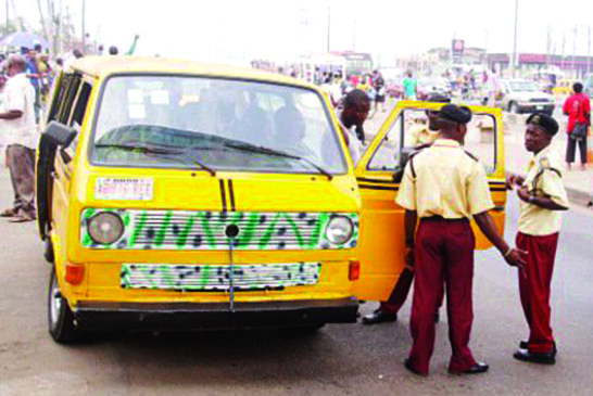 880 Lagosians arrested daily for traffic offences – LASTMA