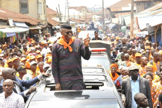 Mimiko's return rekindles our hope, says LP national chairman