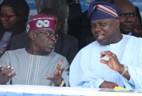Lagos APC crisis: CUPP tells Ambode what to do, accuses Buhari, Oshiomhole of backing Tinubu to sack governor