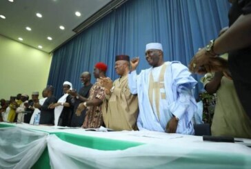 Atiku: Coalition MoU signals end of negative change in Nigeria