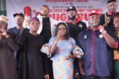 'WE WON'T ALLOW DRUG ABUSE DAMAGE THE FUTURE OF OUR YOUTHS' – AMBODE … As Lagos flags Off Kick Against Drugs Abuse Campaign