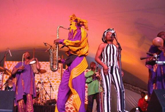Lagbaja to perform alongside Simi in Abuja