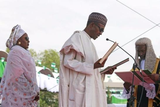 US punctures anti-graft war, says massive corruption evident under Buhari