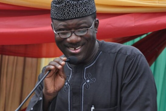 Amotekun: We Are Not Antagonising Federal Govt — Fayemi