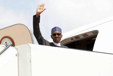 JUST IN: Buhari Departs For Saudi Arabia