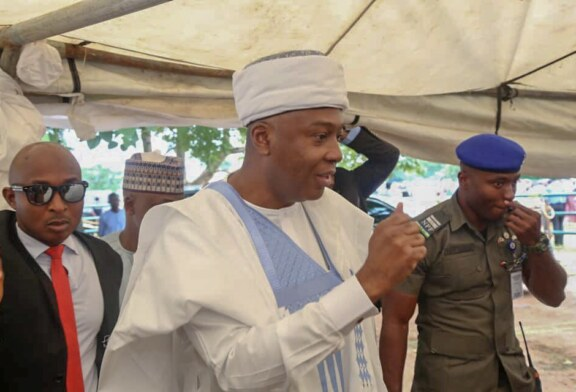 Court rejects application to halt planned removal of Saraki