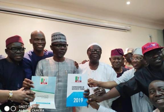 Lagos 2019: Tinubu's men urge Hamzat to step down for Sanwo-Olu, offer him deputy slot