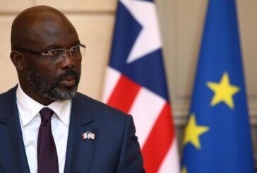 Nigerian football a model, says Liberian President Weah