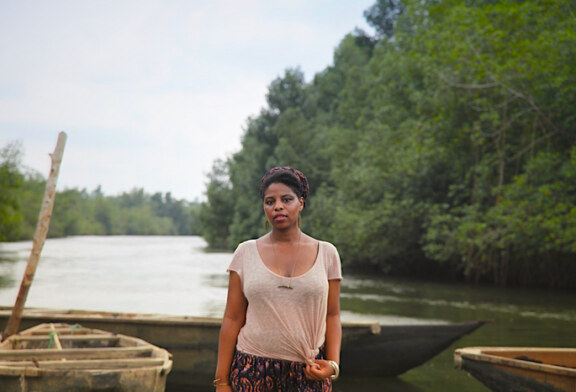 I couldn't mourn my father until 10 years after his execution, says Zina Saro-Wiwa
