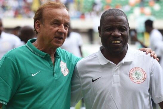 NFF bans Super Eagles Chief Coach for Accepting Bribe