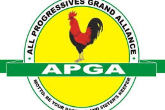 2019: Rtd General Ogbor Emerges APGA's Presidential Candidate